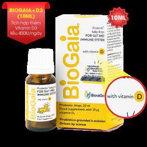 BioGaia + D3 10ml